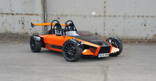 Equilibrium Sonic7 (MEV designed, mid engined, MK1 Ford Focus based kit car)
