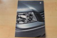 75662) VW Bora + Variant Special Prospekt 07/2001