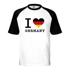 Baseball Herren-T-Shirts aus Baumwolle in Größe XL