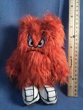 "1998 Warner Bros. Studio Store Looney Tunes 7"" Gossamer Big Hairy Monster Plush"