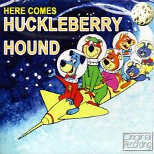 HERE COMES HUCKLEBERRY HOUND - ORIGINAL RECORDING (NEW SEALED CD)