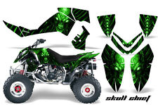 POLARIS OUTLAW 450 500 525 2006-2008 GRAPHICS KIT CREATORX DECALS STICKERS SCG