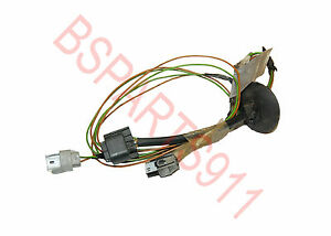 Used BMW e38 730d, 740i, 750iL Wiring Set Hood With 2 Spray Nozzles 61128369372