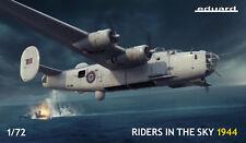Riders in the Sky B-24 Liberator Coastal Command 1/72 Eduard 2121 Ltd. Edition