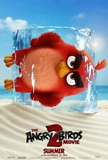 The Angry Birds Movie 2 Movie Poster (24x36) - Red, Jason Sudeikis v2