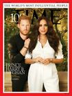 TIME 100-SEP 27-OCT 4, 2021-PRINCE HARRY/MEGHAN-DUKE/DUCHESS OF SUSSEX-IN STOCK