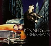 Nigel Kennedy Meets Gershwin (2018) 10-track CD Album digipak Neu/Verpackt