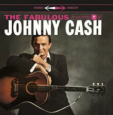 JOHNNY CASH - THE FABULOUS  CD NEU