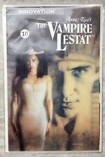 VAMPIRE LESTAT #10 ANNE RICE INNOVATION 1990 HORROR COMIC BLOOD SUCKERS SCARCE X