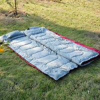 Camp Camping Travel Trip Sleeping Bag Sleep Warm Outdoor Double