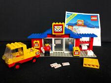 Lego  6362 Post Office Postamt Post von 1982 City Town Stadt