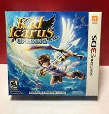 (CASE AND INSERTS ONLY) (NO GAME ) (3DS) Kid Icarus Uprising
