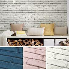Steintapete Vliestapete Steinoptik Steinwand Mauer in 3 Farben  (2,80 € / m²)