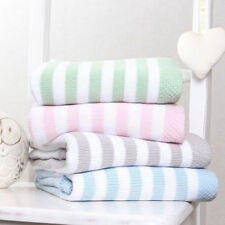 Clair de Lune Knitted Bassinet Nursery Blankets & Throws