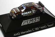 1:87 Mercedes-Benz Classe C DTM 1995 AMG Tabac SONAX 4 Magnussen - Herpa 036436