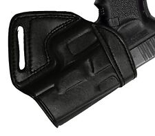 Springfield XD Compact | Tagua MOB Middle of the Back Holster Black Left