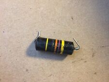 Sprague Bumble Bee .047 uf 400v 20% PIO Capacitor Oil Guitar Tone Cap (qty Avail