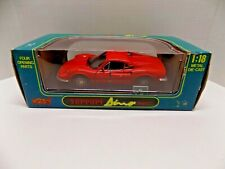 1/18 Scale Red Diecast Ferrari Dino 246 GT by Anson