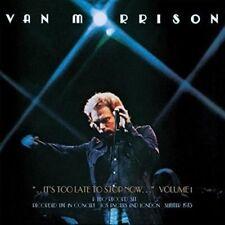 Van Morrison Too Late to Stop Now 180 Gram 2lp Vinyl Album Set (june 10th 2016)