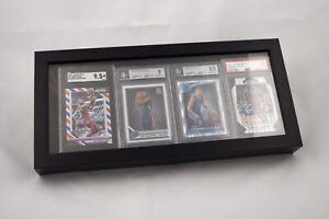 PSA Graded Sports or Pokémon Card Display Case