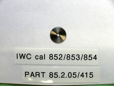 IWC cal 852 / 853 / 854 Ratchet wheel part  85 2 05                415