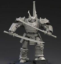 DeamonSlayer-Samurai Miniature Kit Use In 40k Dreadknight Space Marines Leviatha