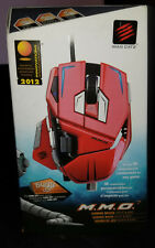 Mad Catz Cyborg MMO 7 M.M.O. 7 Gaming Mouse PC & MAC