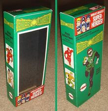 "MEGO 8"" GREEN LANTERN HAL JORDAN CUSTOM BOX ONLY"