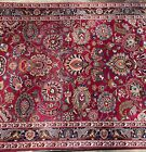 Fine Quality Floral Oriental Accent Rug Handmade in India High Knot Count, 4x6