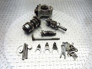 1993 91-93 Suzuki GSX1100G GSX1100GP Transmission Gear Drive Gear Drum Shaft