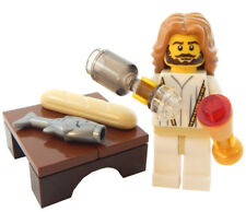 NEW LEGO JESUS CHRIST MINIFIG turning Water into Wine god minifiugre easter