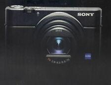 Sony Cyber-shot DSC-RX100 VII - 20.1MP Point & Shoot Digital Camera SEALED