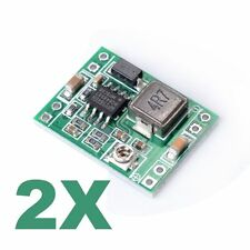 2x Mini 3a ubec 0,8-20v réglable convertisseur standard d'électricité rc universal DC-DC