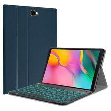 Fintie Samsung Galaxy Tab A 10.1 SM-T580 Case Cover + Backlit Bluetooth Keyboard