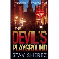 New, The Devil's Playground, Sherez, Stav, Book