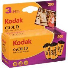 Kodak 6033971 GOLD 200 Color Negative Film - 3 Pack