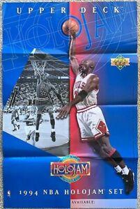 1994 Michael Jordan Store Display Poster