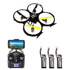 UDI U818A Wifi RC Quadcopter Drone for Beginners FPV Best RTF UAV  with 2.4GH.