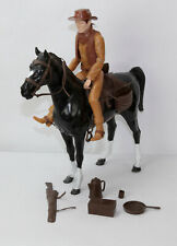Vintage Marx Johnny West and Thunderbolt Best of the West