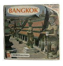 View-Master BANGKOK - B246 - 3 Reel Set + Booklet
