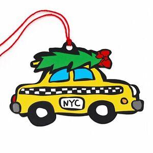 NEW Marc Tetro Gift Tags: Pug Golden Retriever Black Lab NYC Taxi Empire St Bldg