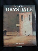 THE LIFE AND WORK OF RUSSELL DRYSDALE BY LOU KLEPAC-BAY BOOKS-1983/1ST/HC/DJ