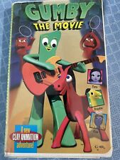 Gumby: The Movie (VHS, 1995)