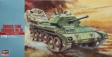 Model Kit HASEGAWA 1/72 31126 Cruiser Tank Crusader Mk.II