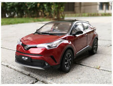 1/18 TOYOTA IZOA model car red color + gift