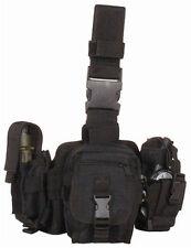 Condor Utility Leg Rig Black MA25-002 MOLLE PALS