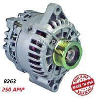 165 AMP 13878 ALTERNATOR Toyota Pontiac High Output Performance HD