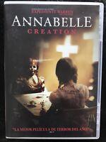 "DVD Annabelle ""creation """