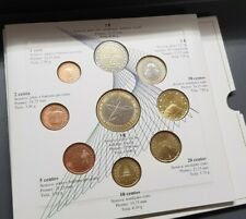 Slowenien offizieller KMS 2008 - 6,88 Euro Satz - 1 Cent - 3 Euro -