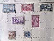 MONACO. Small Number of Early stamps. Used.